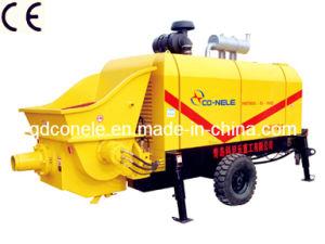 Mobile Concrete Pump/Trailer Concrete Pump (HBT60S-HBT80S) /Disel Concrete Pump