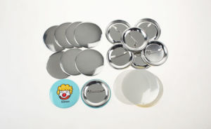 50mm Pin Button pictures & photos