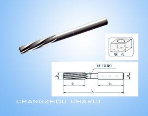 Carbide Stright Shank Spirally Groove Reamer