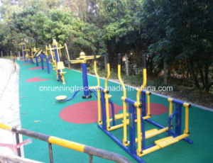 Colorful EPDM Flooring for Kids Playgrounds pictures & photos