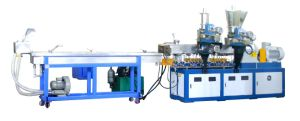 Parallel Twin Screw Extruder/Extrusion Machine pictures & photos