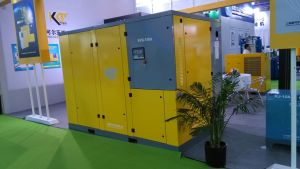 Leading Supplier of Industrial Screw Compressors
