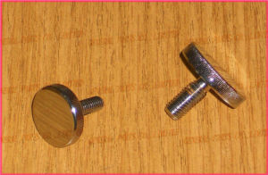 Knurl Nuts for Machinery Parts