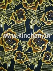 African Multi-Clor Embroidered Fabrics Series pictures & photos