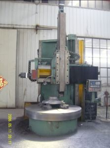 CNC Single Column Vertical Lathe (CK5116 ) pictures & photos