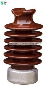 ANSI 57-2 High Voltage Post Insulator Brown Ceramic pictures & photos