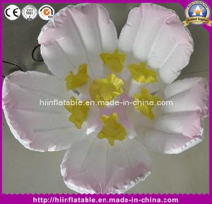 Wedding Flower Decoration/Hanging Inflatable LED Flower/Lighted Inflatable Flower Decoration for Wedd