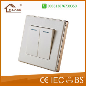 Wenzhou Factory UK and Us Design Wall Socketes and Switch pictures & photos