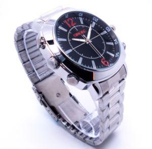 720p Steel DVR Watch Camera (JUE-115)