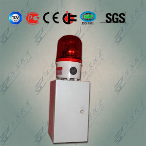 Steel Electrical Acousto-Optic Signal Alarm pictures & photos
