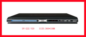 5.1CH MP5 Net Movie HD Player DVD Player (DV-222 V20)