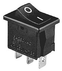 Rocker Switch (KDC-1202)