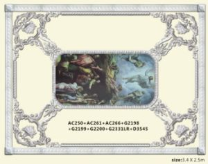 Wall Ornament, Ceiling Molding pictures & photos