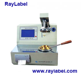 Stmd93, Automatic Pmcc Flash Point Tester, Pertroleum Products, Automatic Flash Point Tester (RAY-261A) pictures & photos