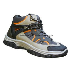 Fashion Men Sport Hiking Shoes pictures & photos
