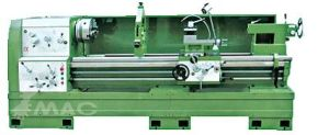 The Hot Sale and High Precision Gap Lathe Ly6260y (spindle bore 103mm) pictures & photos