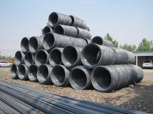 SAE1006 Low Carbon Steel Wire Rod 14mm-20mm pictures & photos