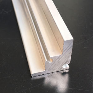 Thick Aluminium Profile/Aluminum Extrusion with Two Sockets pictures & photos