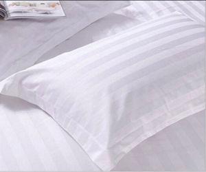 100% Cotton 3cm Stripe Hotel Pillow Shames pictures & photos