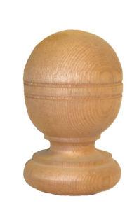 FSC Wood Finial (FIN-106)