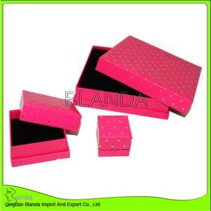 Customizable Paper Jewelry Box (DF-044)