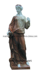 Splice Marble Stone Sculpture Artwork pictures & photos