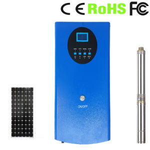 Photovoltaic System for Rice Irrigation