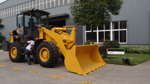 4WD New Style 3 Ton Loader Zl30 Front Shovel Loader pictures & photos