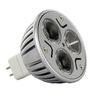 MR16 GU10 E27 3*1W/3*2W LED Light