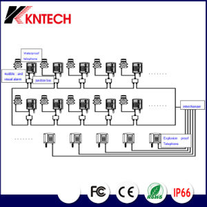 2017 VoIP Intercom System for Minging Paga5 Kntech pictures & photos