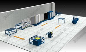 Insulating Glass Production Line Pic