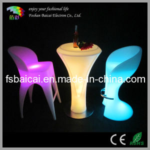 Illuminated Furniture / LED Furniture / LED Plastic Furniture pictures & photos