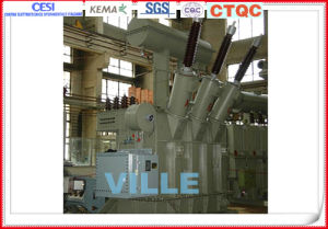 Yellow Phosphorus Electric Furnace Transformer pictures & photos