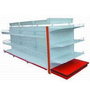 Supermarket&Store Display Equipment/Metal Gondola Storage Shelf&Rack
