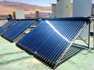 Heatpipe Solar Hot Water Heater pictures & photos
