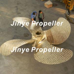 Large Bulk Vessel Propeller