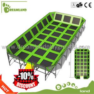 Fun Fair Indoor Trampoline Park Equipment for Amusement Park pictures & photos
