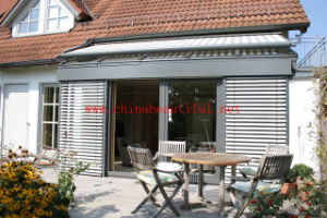 Sliding Door with Louver (pH-029) pictures & photos