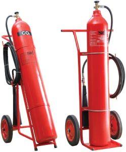 20kg Carbon Dioxide Fire Extinguisher