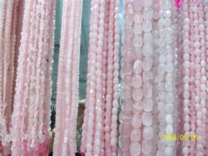 Rose Quartz Tumble/Nugget Beads