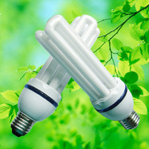 U Shape - 3U Energy Saving Lamp (ZY42)