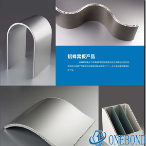 Onebond Aluminum Honeycomb Sheet pictures & photos