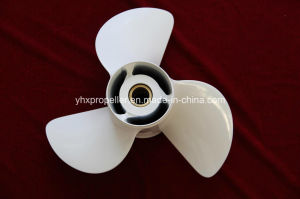 Aluminum Alloy Material for YAMAHA Brand 85HP Propeller pictures & photos