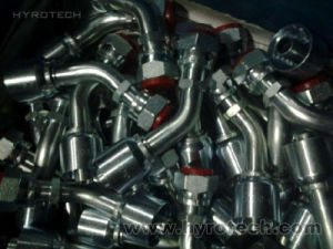 One-Piece Hydraulic Fitting pictures & photos