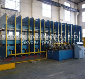 Conveyor Belt Curing Press, Conveyor Belt Vulcanizing Press pictures & photos