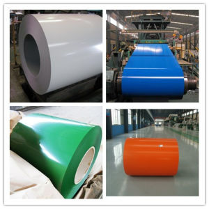 Durable Rice Buckets and Useful Container Material Rustless Metal Color Coated Steel Coil