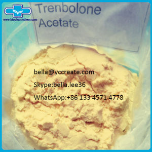 Lean Muscle Gaining Trembolone Anabolic Steroid Powder Trenbolone Acetate