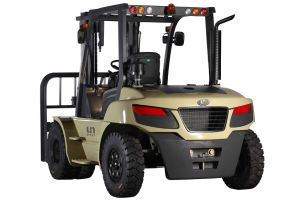 Un U Series Capacity 8000kg Heavy Duty 8.0t Diesel Forklift pictures & photos
