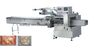 High Speed Automatic Biscuit Packing Flow Machine pictures & photos
