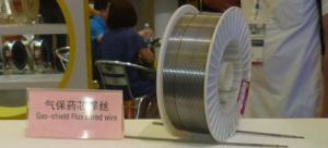E71t-1 Flux-Copper Cored Welding Wire pictures & photos